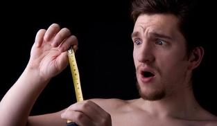 Kaip padidinti nari su gydytojais Kaip matuoti nario ilgi ir storis