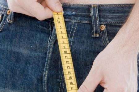 Nario storio 15 cm yra normalus Pratimai siekiant padidinti nario ir stiprumo