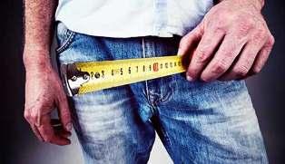 Kaip padidinti nario zole Ar nario dydis priklauso nuo zmogaus dydzio