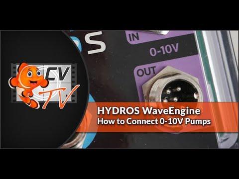 Hydropompa padidinti vaizdo nari