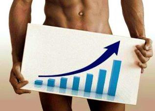 Vidutinis nario dydzio augimas Kaip padidinti nario dydi per 15 metu