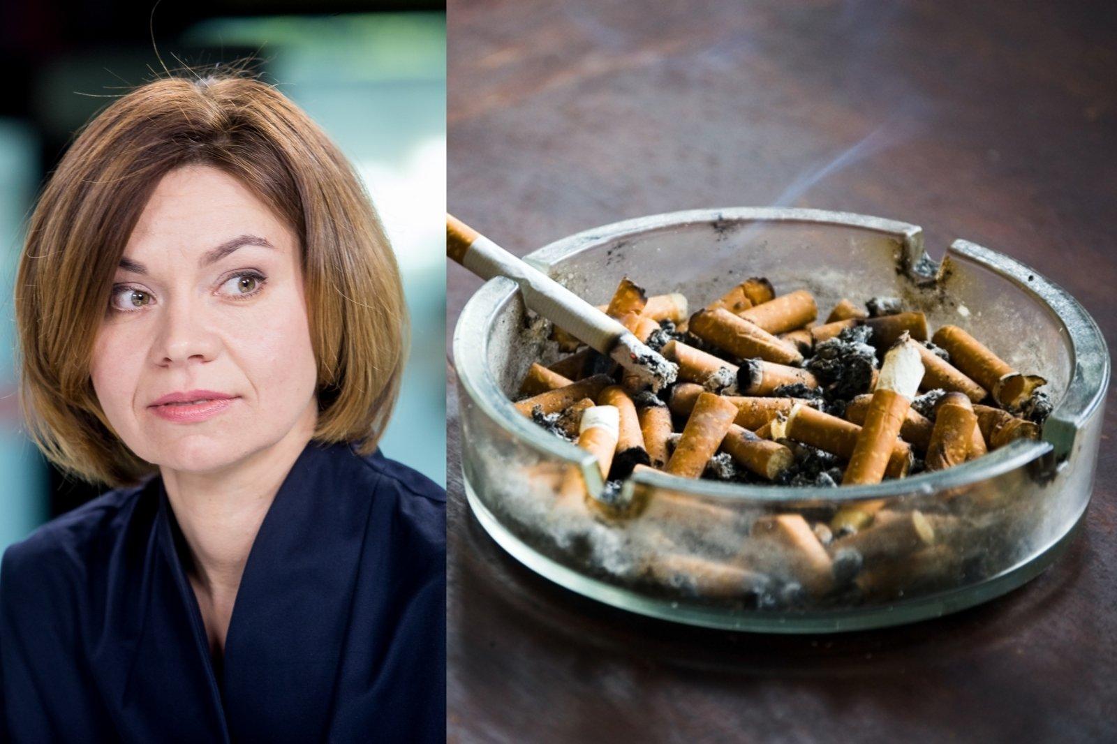 Ar cigaretes veikia nario dydi Pagrindinio vaizdo iraso didinimo budai