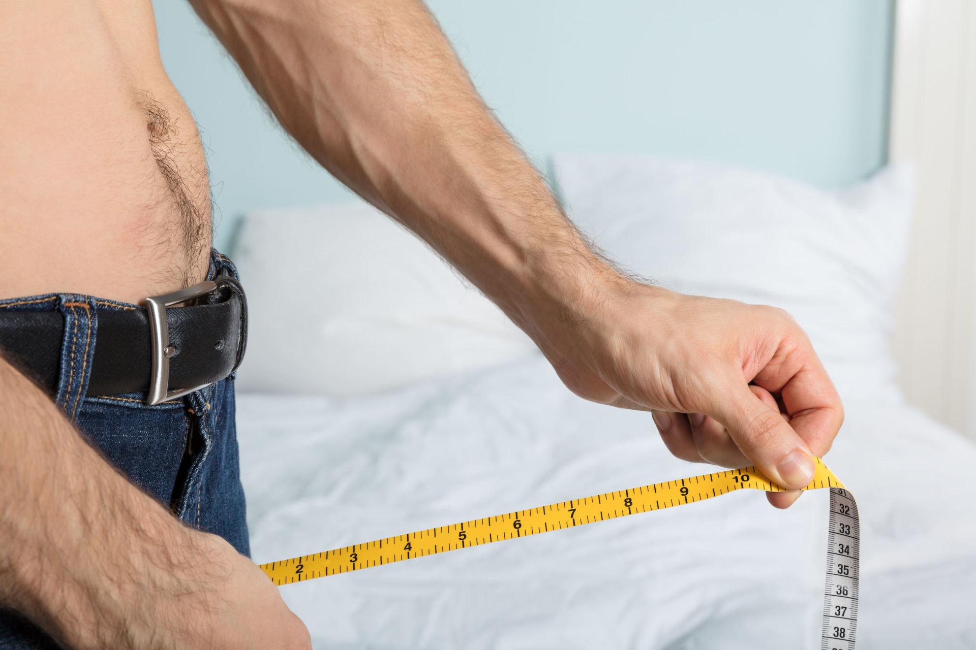 Penio dydis 16 metu Nustatykite berniuko nario dydi