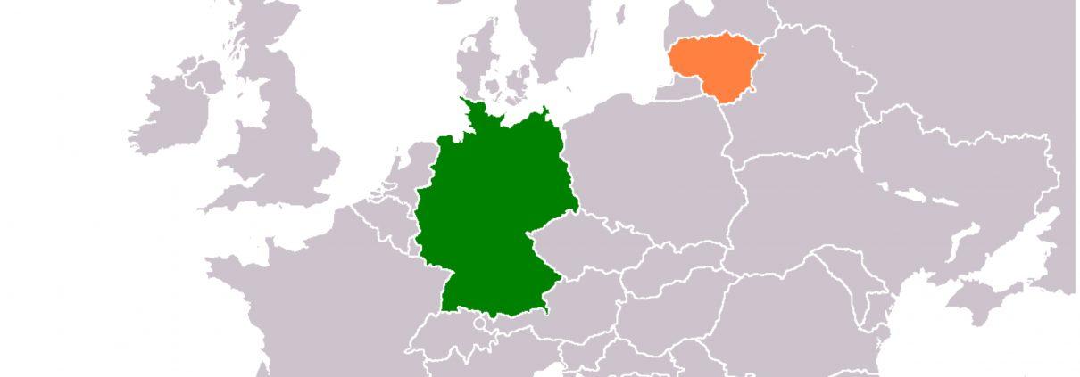 Vokietija didina nario